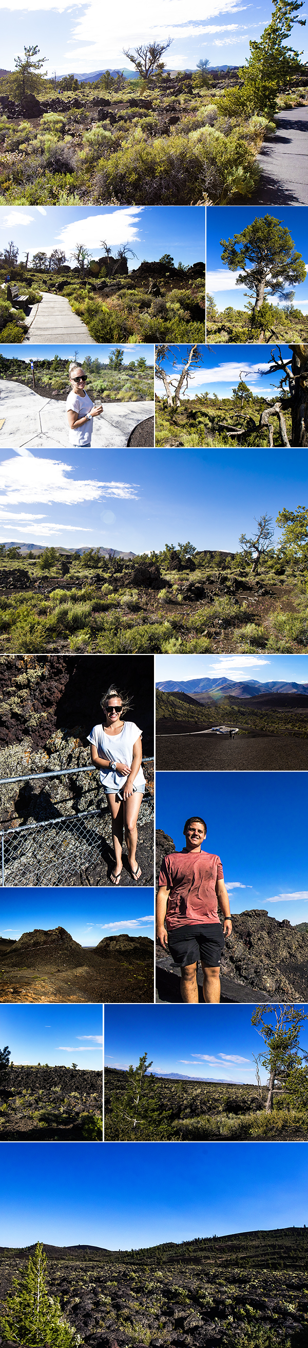 That time we visited the moon | Craters of the Moon
