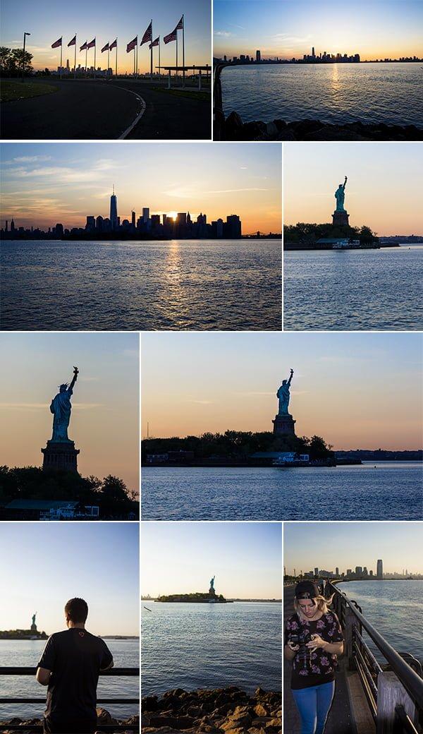 New Jersey Sunrise
