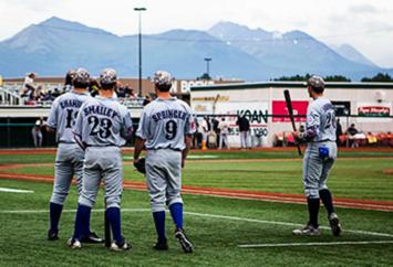 Baseball 4th July